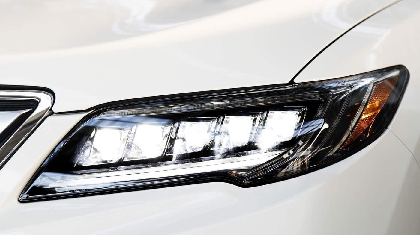 Acura RDX headlight
