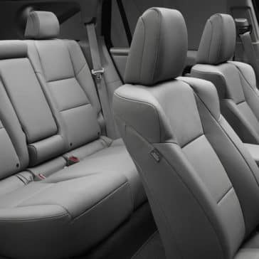 Acura RDX interior