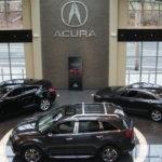 Acura Showroom