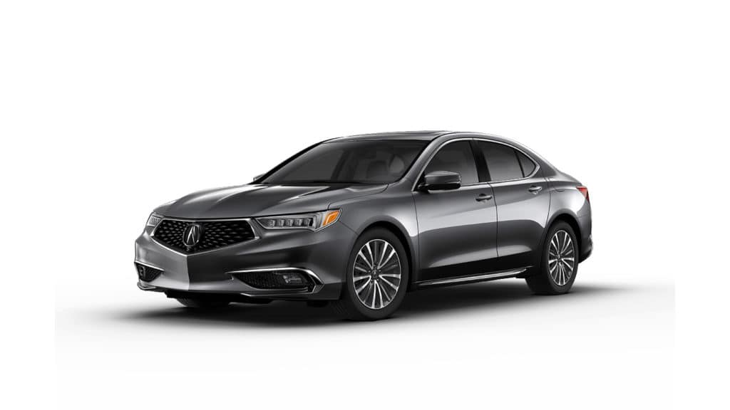 2020 TLX 8 Speed
