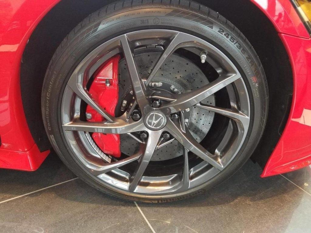 nsx wheel