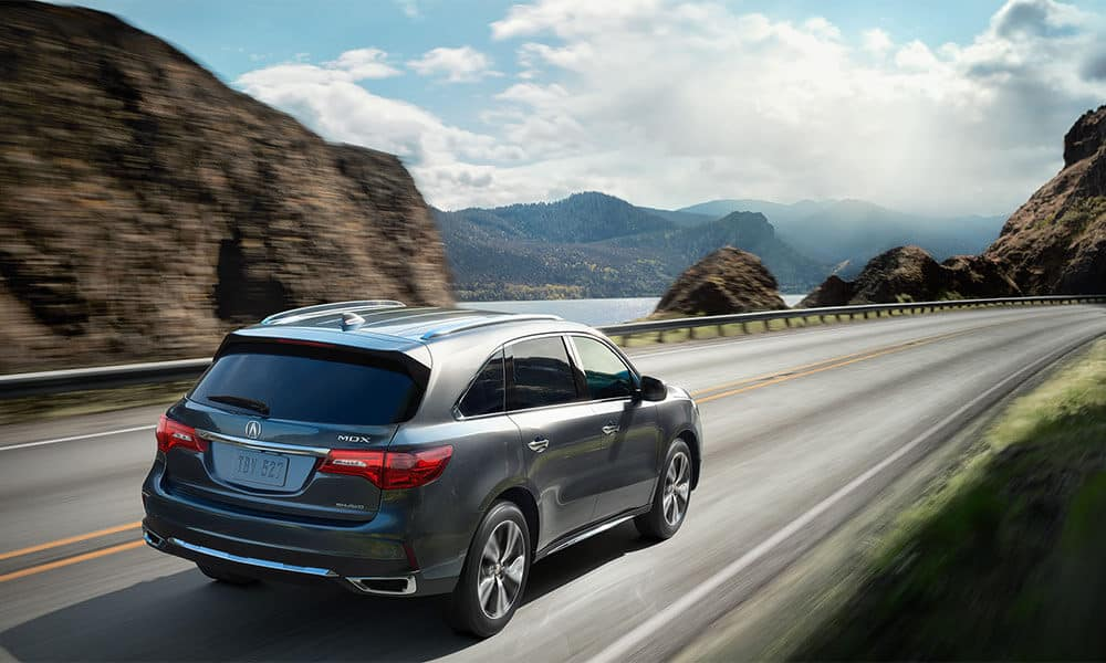 2018 Acura MDX SH-AWD Advance Pkg Modern Steel Metallic