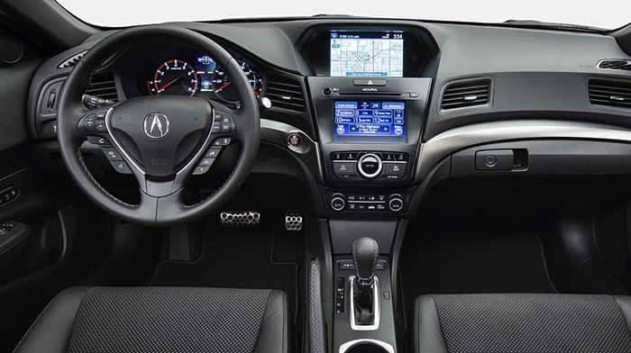 2018 Acura ILX Interior Front Dashboard