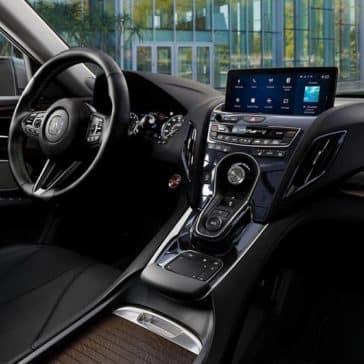 2019 Acura RDX Interior Dashboard Technology Features