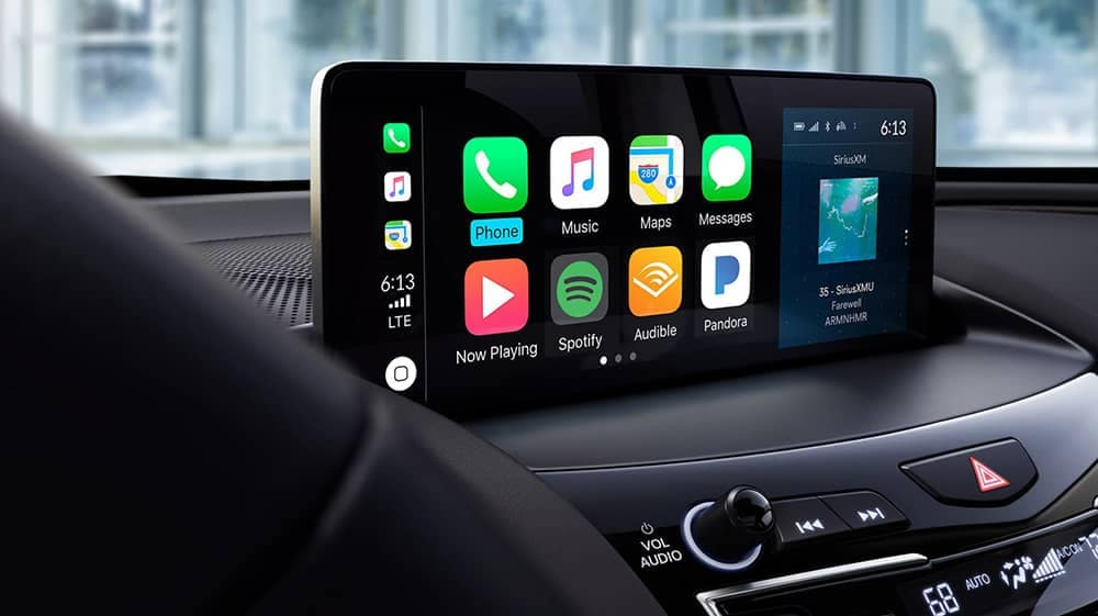 2019 Acura RDX Apple Carplay