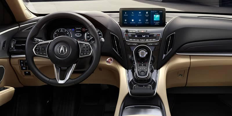 Compare The 2019 Acura Mdx And 2019 Acura Rdx Acura Of