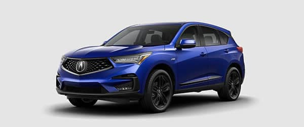 2019 Acura Rdx Exterior Design Colors Acura Of Huntington