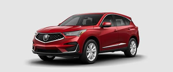 2019 Acura RDX Performance Red Pearl