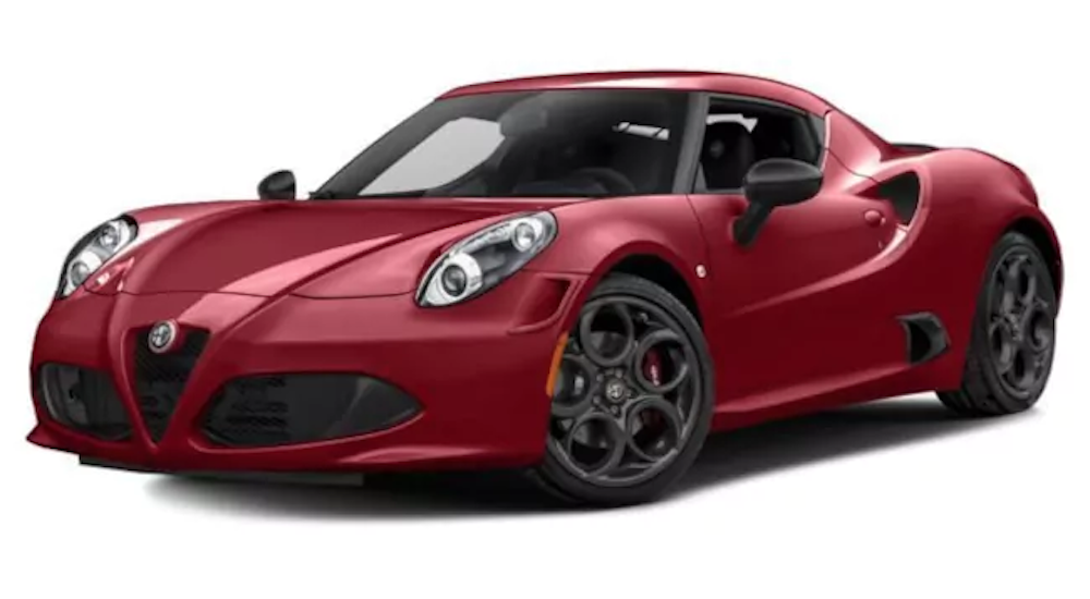 New Alfa Romeo 4C