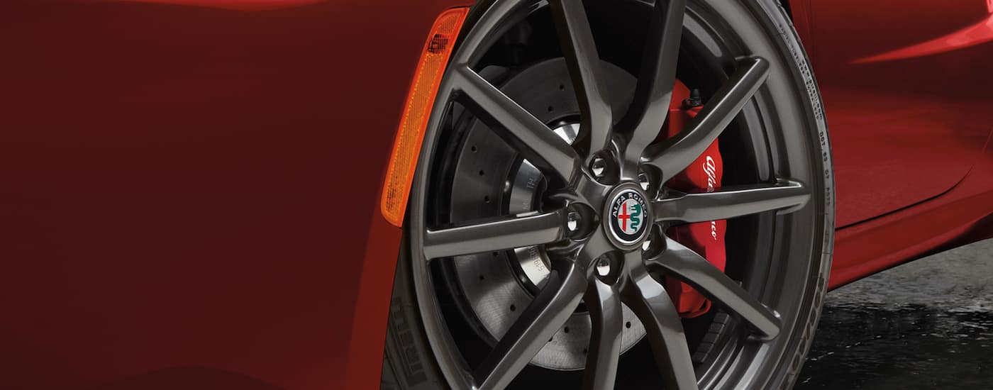 New Alfa Romeo 4C Technology