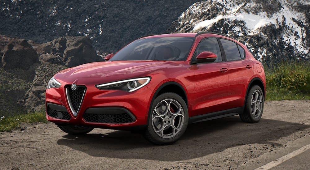 How Customers Can Personalize Their 2018 Alfa Romeo Stelvio Alfa