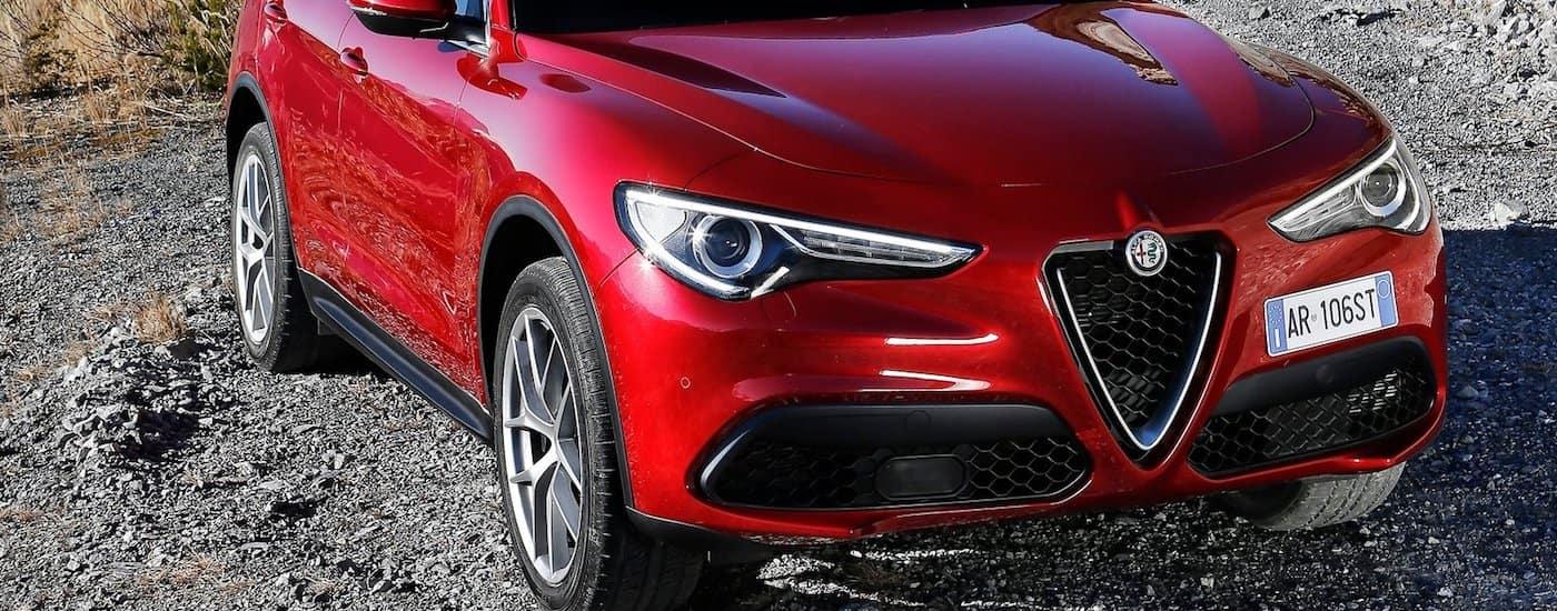 New Alfa Romeo Stelvio