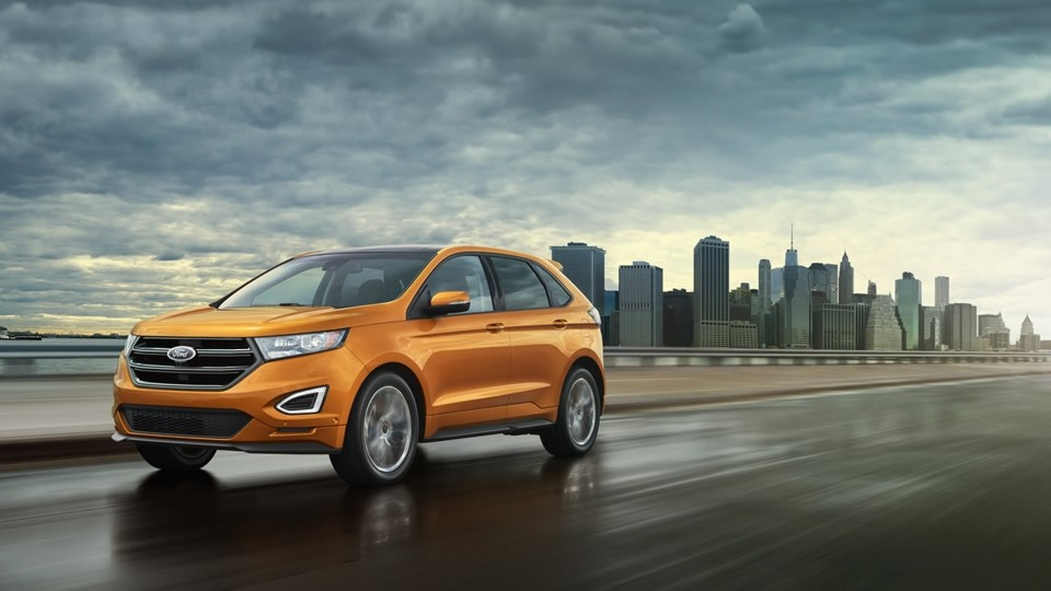 Best Deal On A Ford Edge Chicago Suburbs