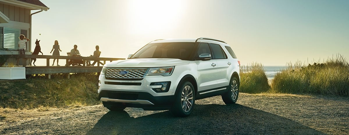 Clarendon Hills Ford Explorer