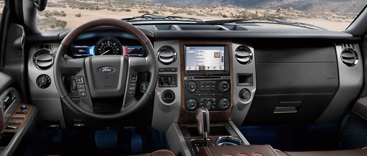 Broadview Ford Expedition Lease