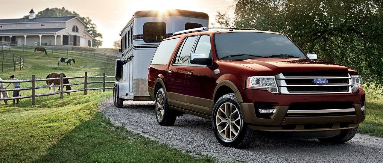 Broadview 2017 Ford Expedition Price
