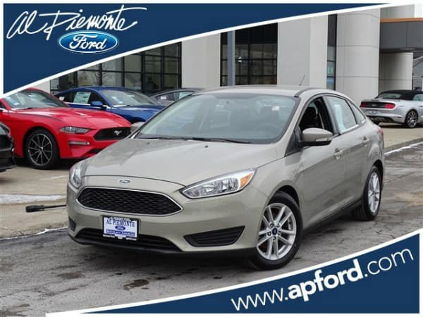a used Ford Focus for sale in Elmhurst IL
