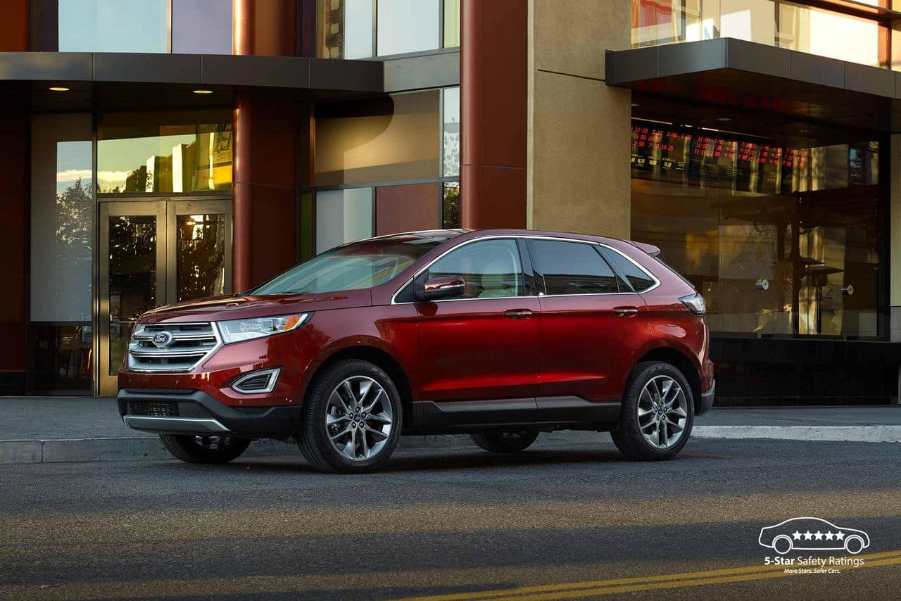 Al Piemonte Ford Has Great Prices On A Ford Edge Niles Il Niles Is Home To The Golf Mill Shopping Center A Huge Shopping Place For Customers That Are Out