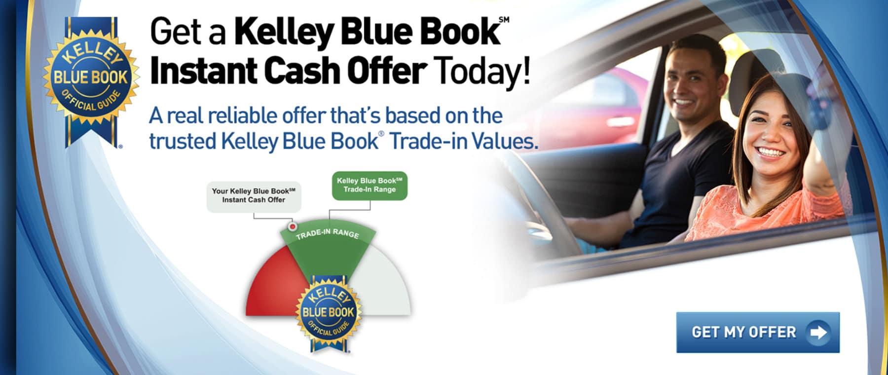 KBB Instant Cash Offer banner