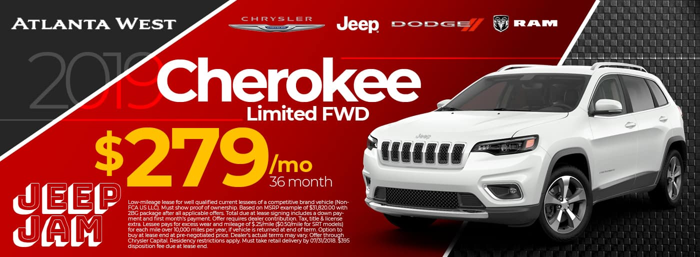 2019 Cherokee Limited FWD