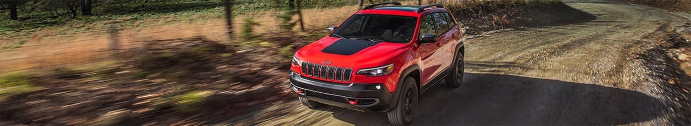 New 2019 Jeep Cherokee Atlanta
