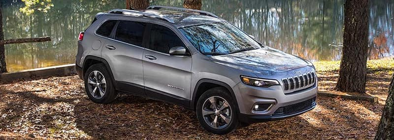 New 2019 Jeep Cherokee Georgia