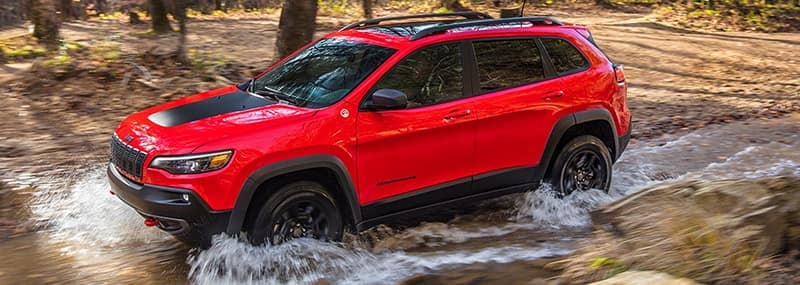2019 Jeep Cherokee Georgia