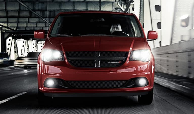 2019 Dodge Grand Caravan Exterior Features