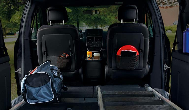2019 Dodge Grand Caravan Interior Features