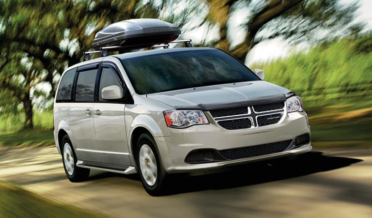 2019 Dodge Grand Caravan Performance Features