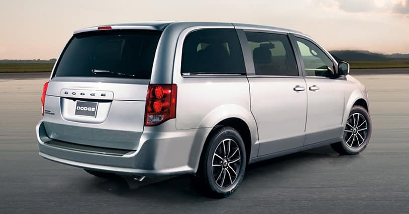 New 2019 Dodge Grand Caravan Atlanta West CDJR