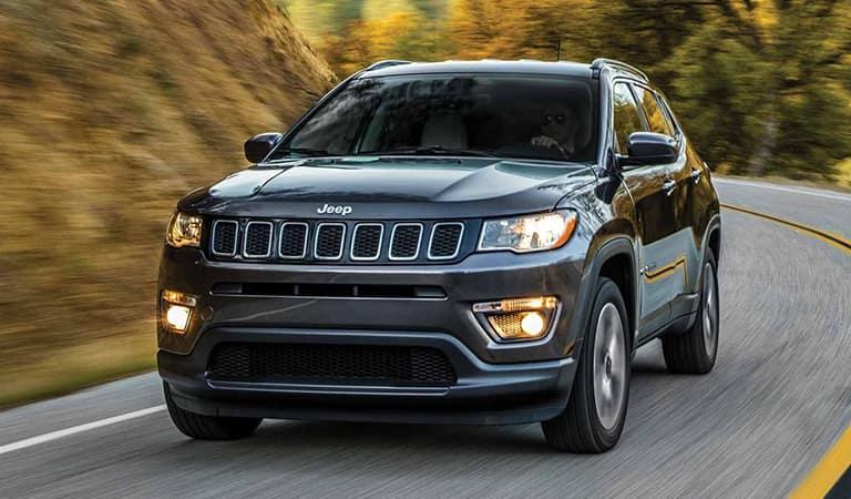 2019 Jeep Compass Performance