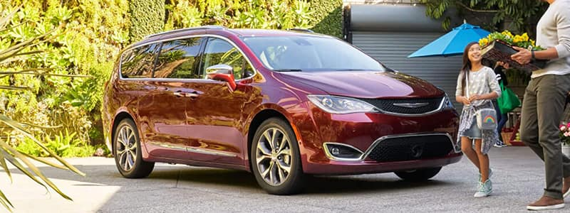 Atlanta GA New 2019 Chrysler Pacifica