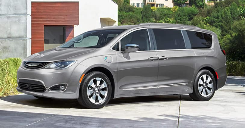 New 2019 Chrysler Pacifica Atlanta West CDJR