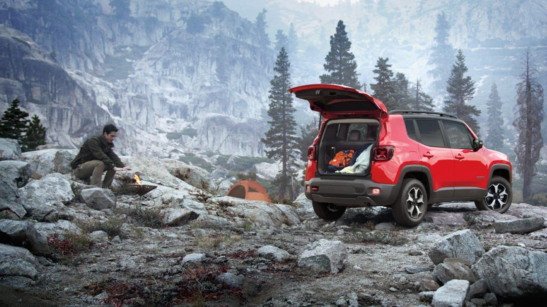 2020 Jeep Renegade - Atlanta GA