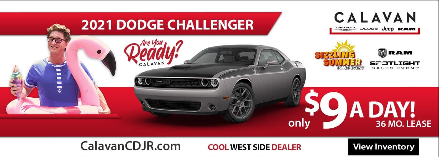 New 2021 Dodge Challenger - June