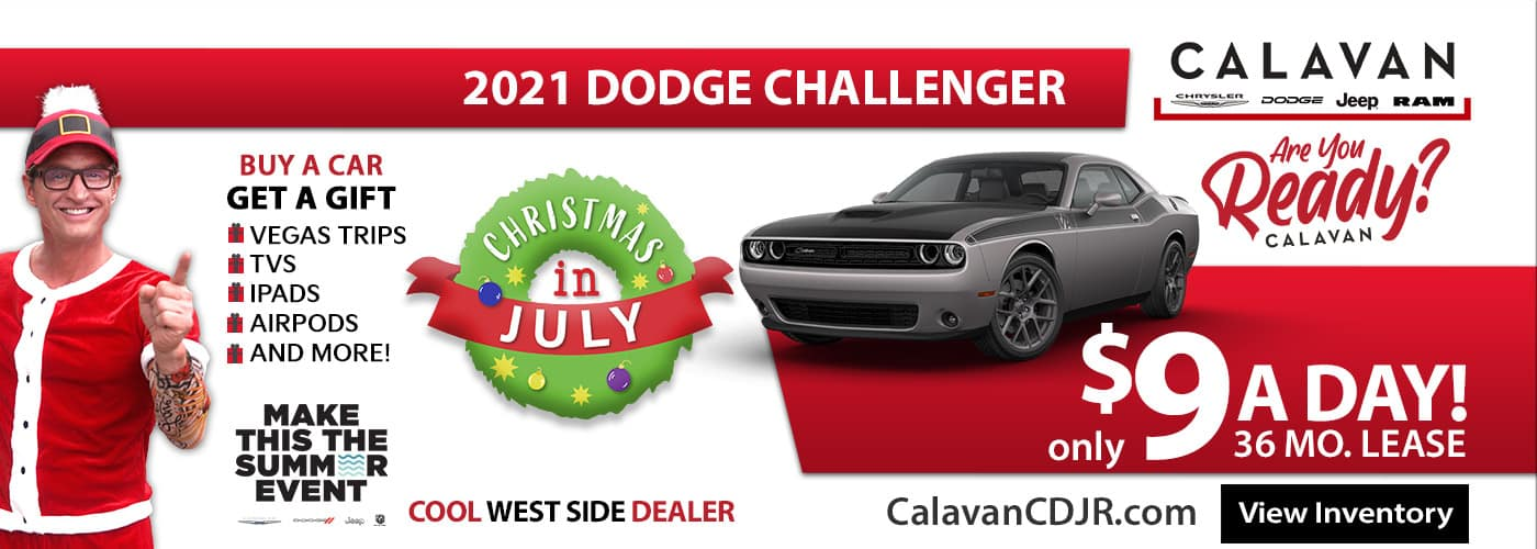 Christmas in July Challenger