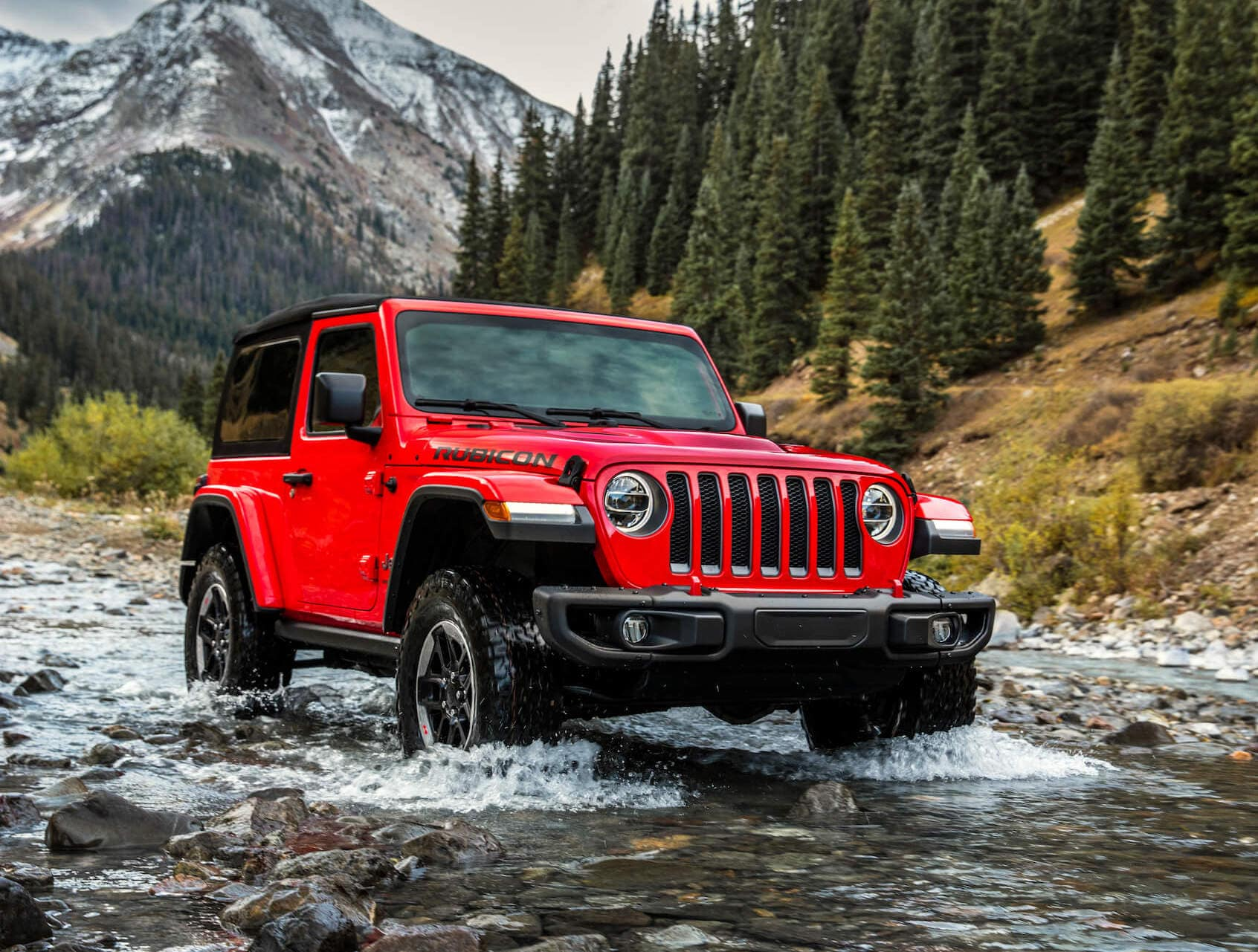What the Jeep Wrangler Can do for You