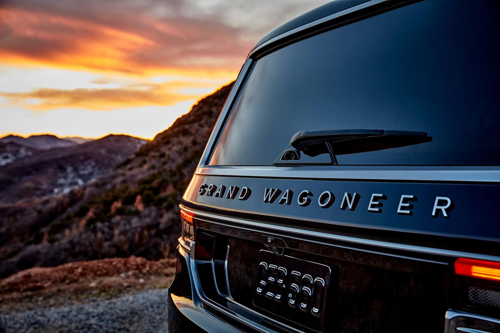About the Jeep Grand Wagoneer