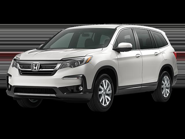 2021 Honda Pilot EX 2WD