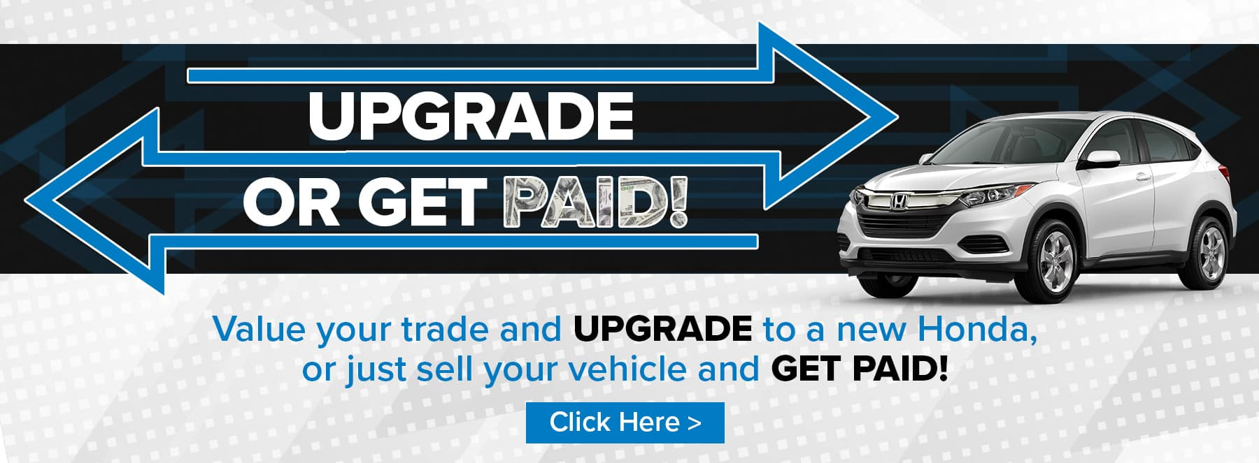 Upgrade or get paid