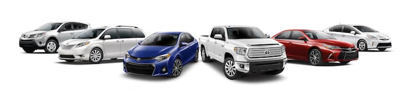 used Toyota models