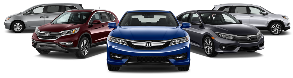 used Honda models