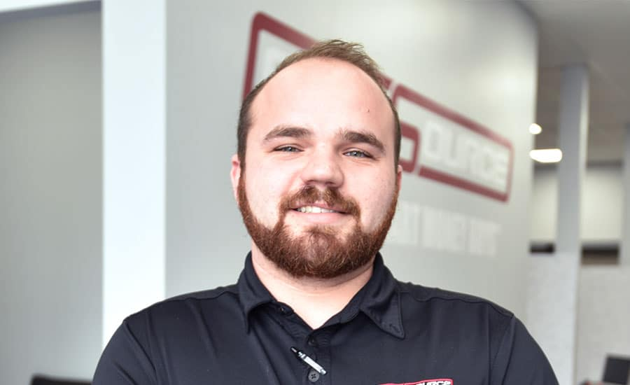 Dmitry Stott, Store Manager