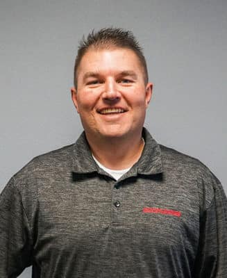 Jeff Peterson, Store Manager