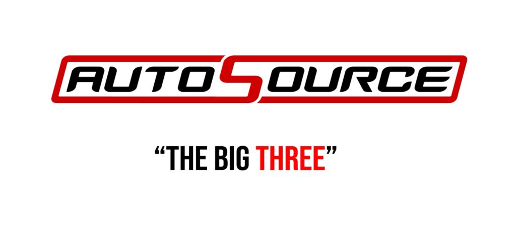 "AutoSource | ""The Big Three"""