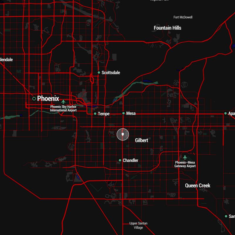 Gilbert Map