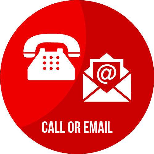 Call or Email Icon