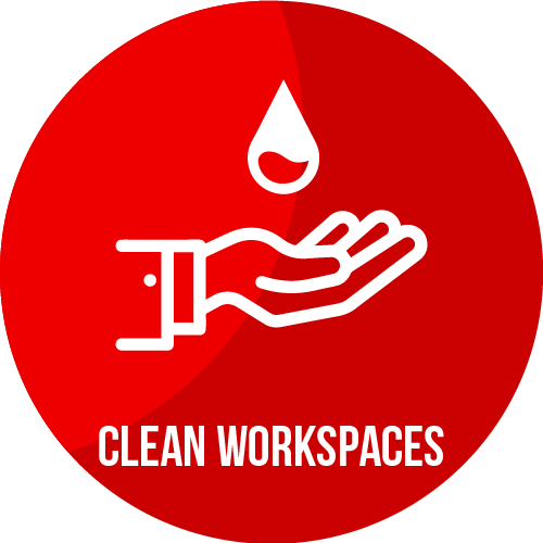 Clean Workspaces Icon
