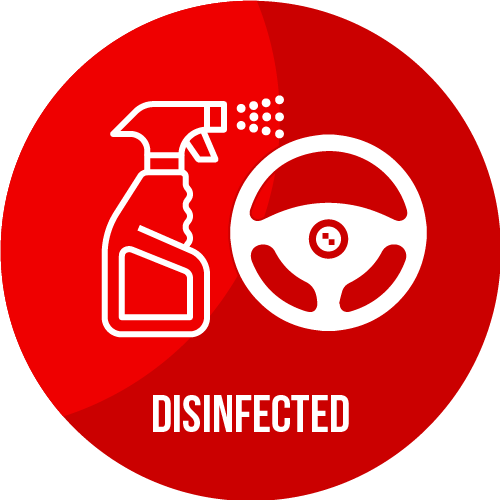 Disinfected Icon